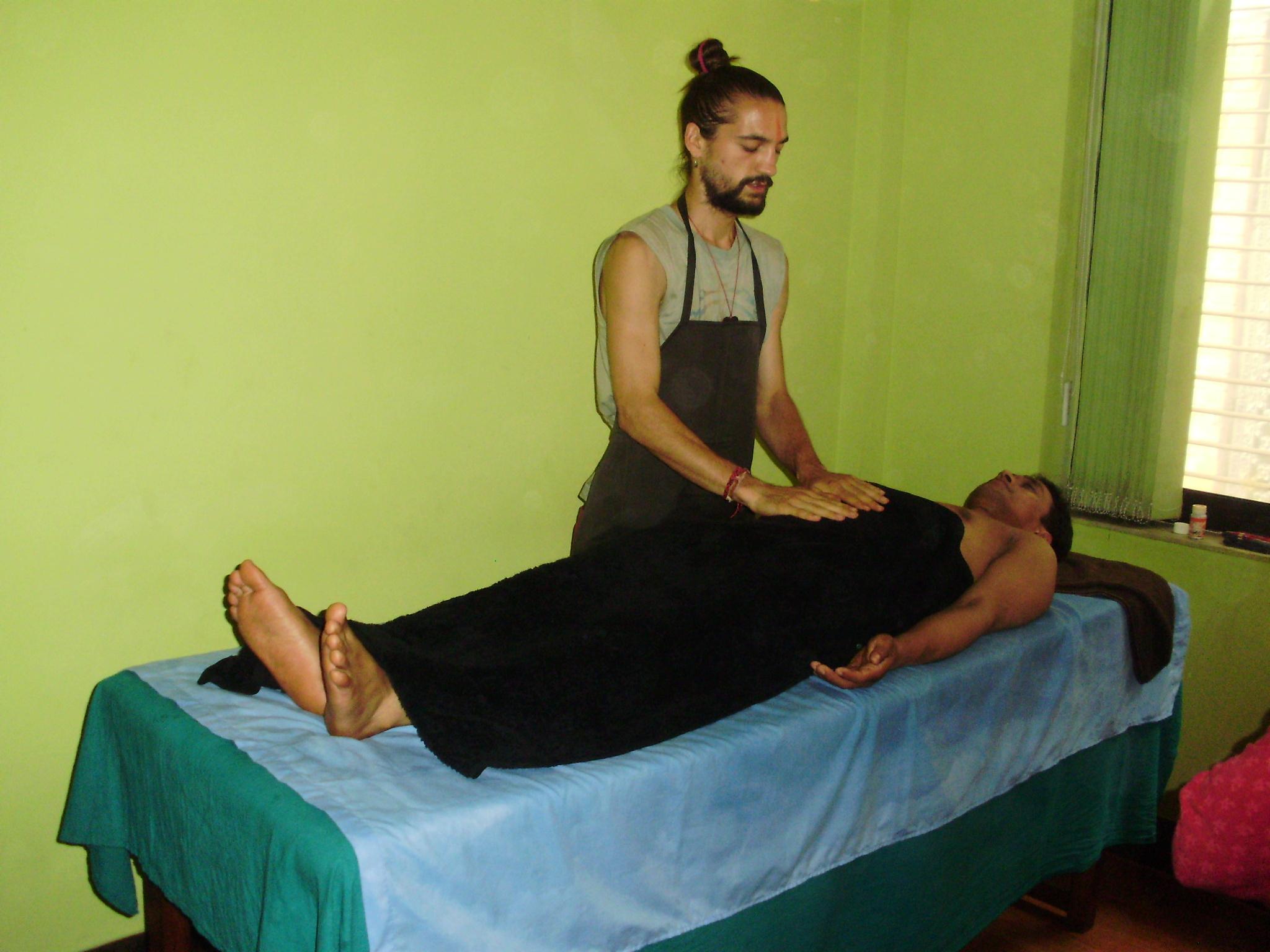 Ayurveda Therapy Training